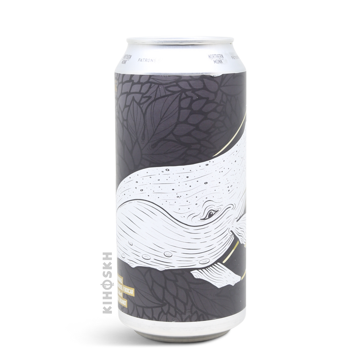 Northern Monk, Patrons Project - 3.07 DDH IPA // Golden Whale // James Butler // GlassHouse // Boxcar