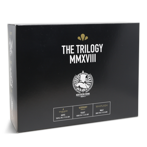 Nothern Monk  - The Trilogy MMXVIII