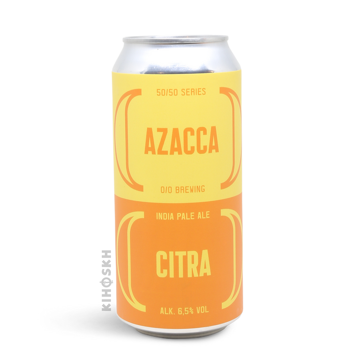 O/O Brewing - 50/50: Azacca/Citra