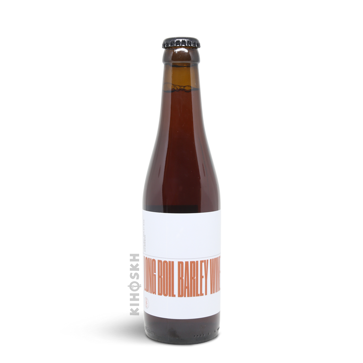 O/O Brewing - Long Boil Barley Wine