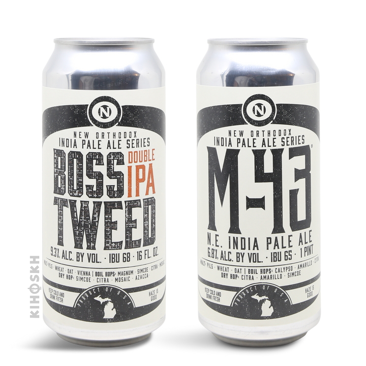 Old Nation - Boss Tweed + M-43