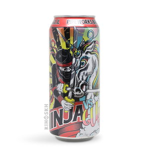 Pipeworks - Ninja VS Unicorn
