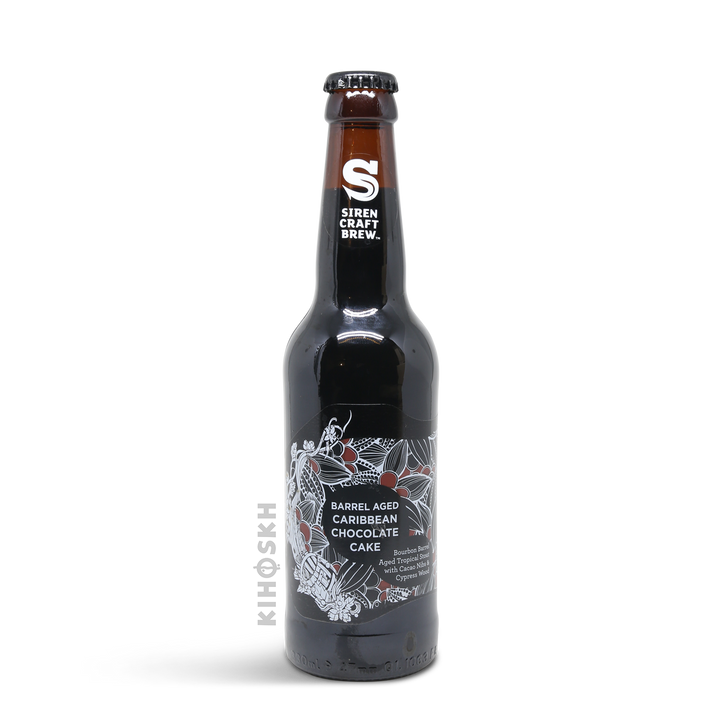 Siren Craft Brew - Barrel Aged Caribbean Chocolate Cake