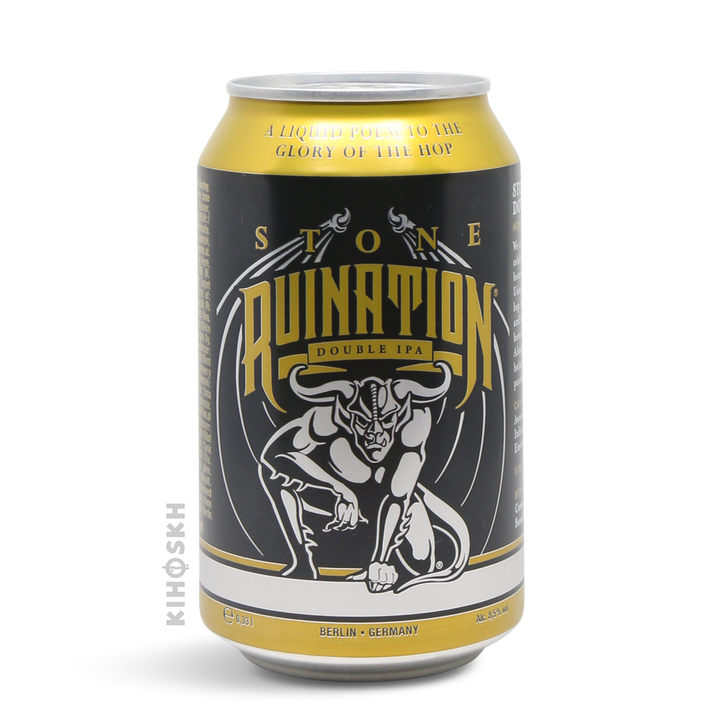 Stone Brewing Co. - Ruination IIPA