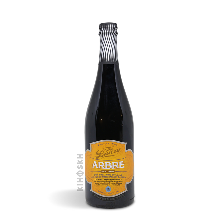 The Bruery - Arbre - Light Toast
