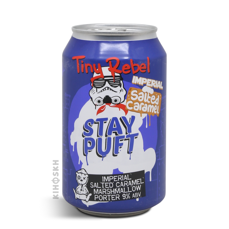 Tiny Rebel - Stay Puft Salted Caramel