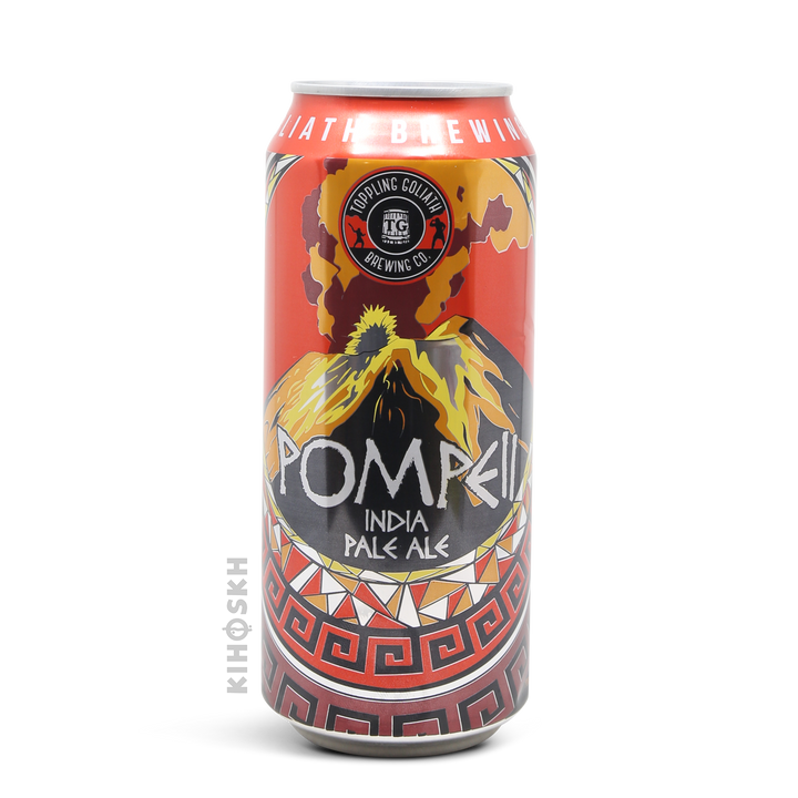 Toppling Goliath - Pompeii