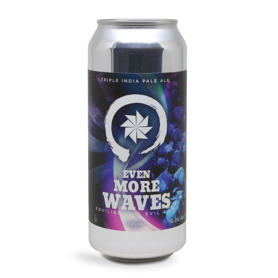Equilibrium Brewery / Evil Twin – Even More Waves