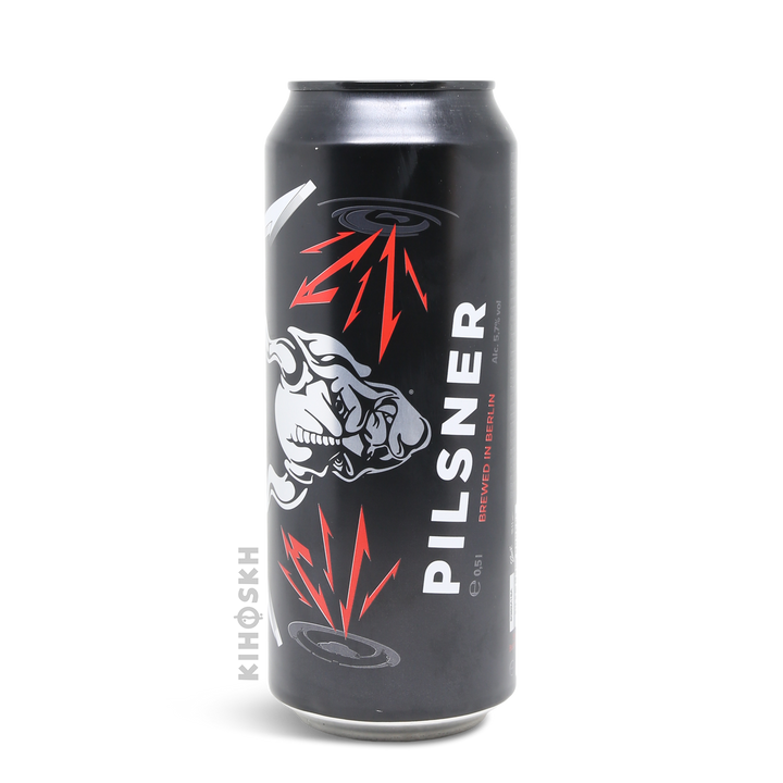 Stone/Metallica - Enter Night Pilsner