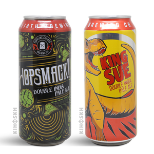 Toppling Goliath - Hopsmack + King Sue