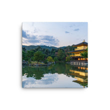 Load image into Gallery viewer, The Golden Pavilion - Matte Canvas Print