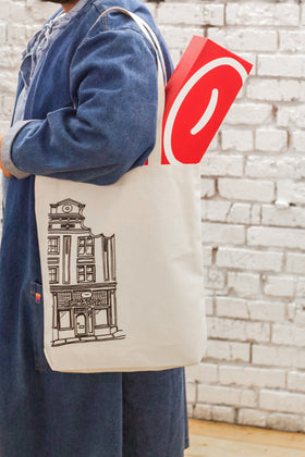 Cartems Tote Bag