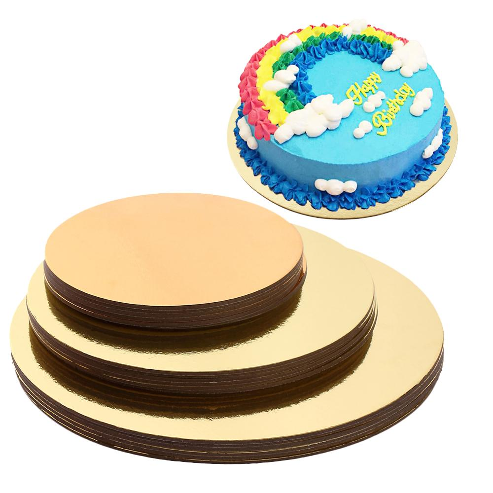 Baking Tools - 3pcs Cake Boards Set