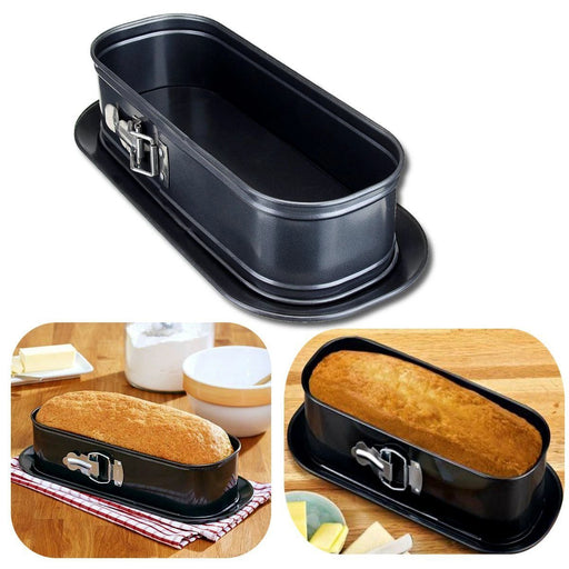 Baking Tools - Non Stick Loaf Baking Tin Pan