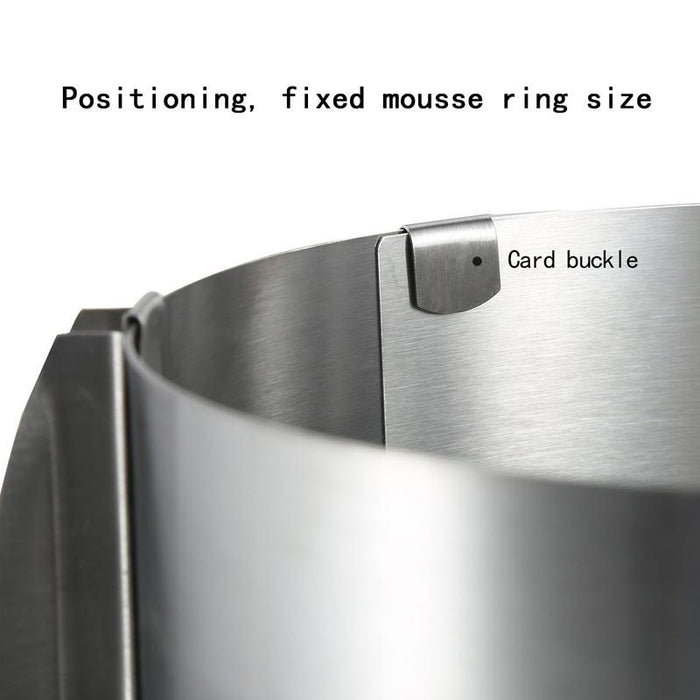 Baking Tools - Retractable Cake Mould