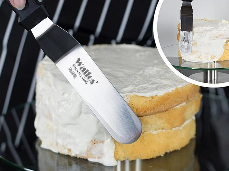 Baking Tools - Stainless Steel Butter Cake Cream Knife