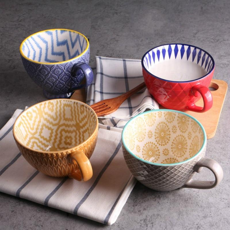 Cups - Personality Breakfast Cup