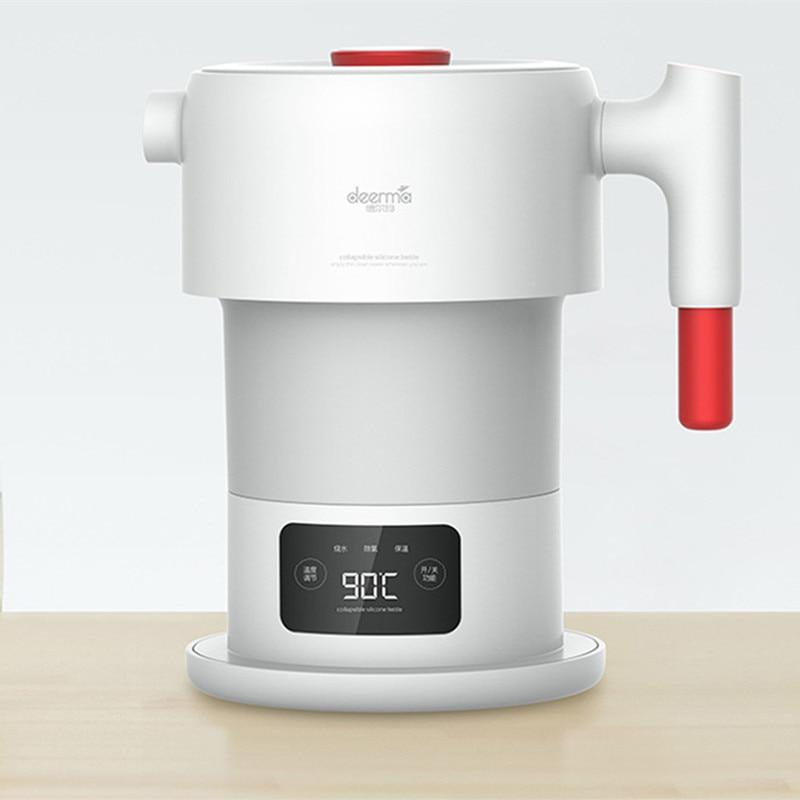 Electric Kettle - Foldable Electric Kettle