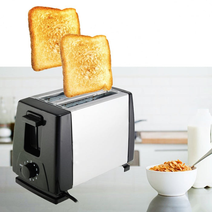 Electric Toaster - 2 Slice Toaster Maker
