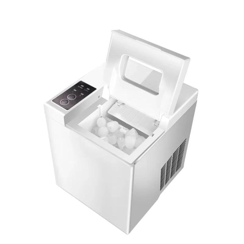 Ice Maker - Mini Automatic Electric Ice Cube Making Machine
