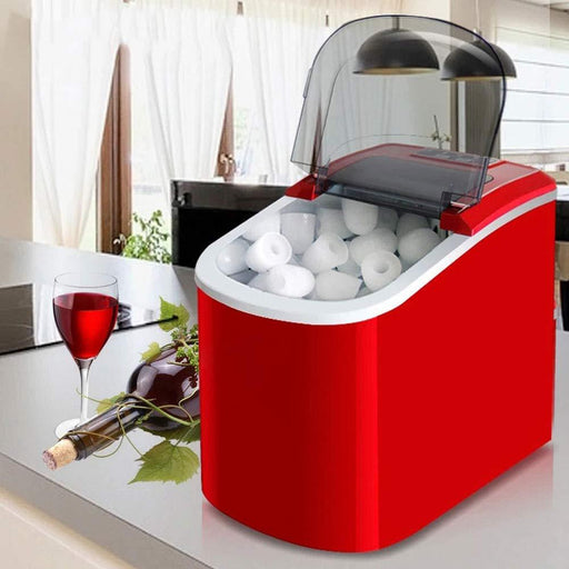 Ice Maker - Mini Automatic Electric Ice Maker Machine
