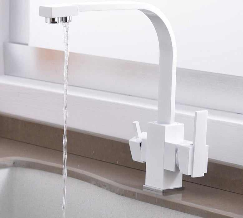 Kitchen Faucet - Faucet Drinking Water Single Hole Mixer Tap