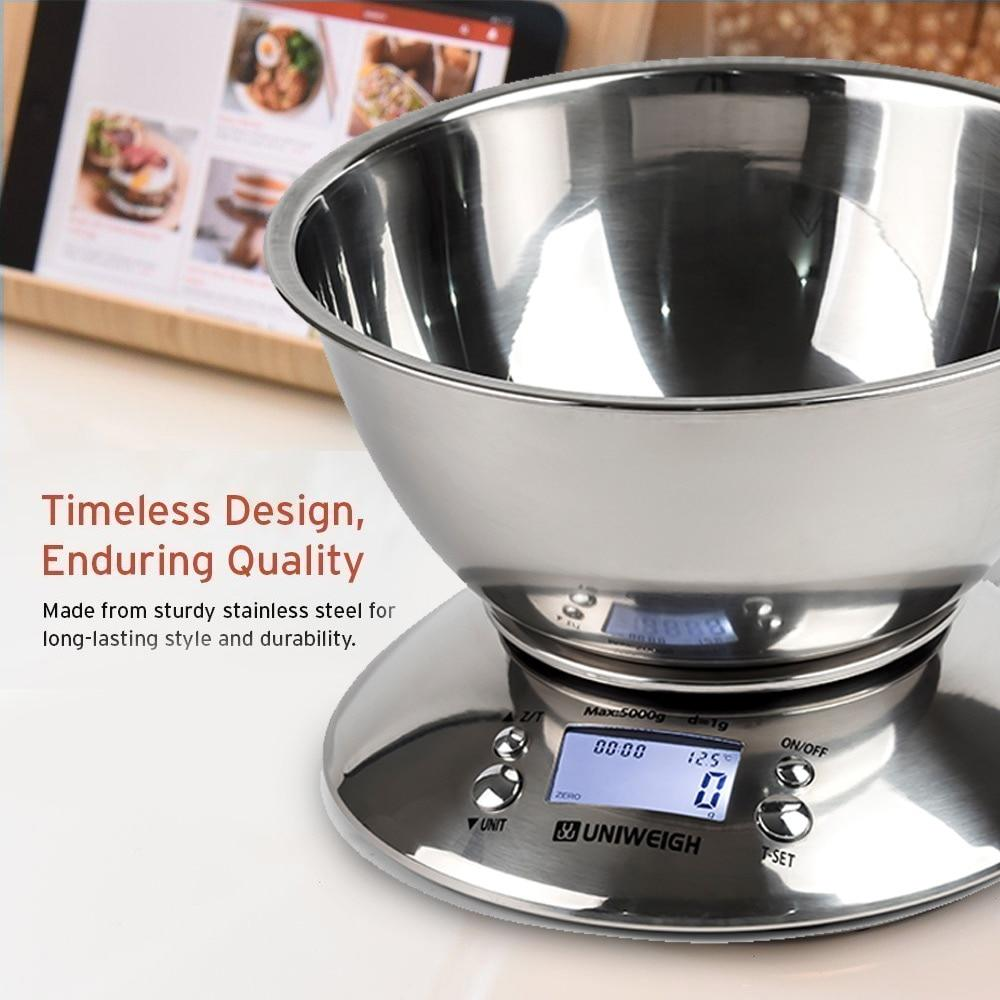 Kitchen Scale - High Accuracy Digital Kitchen Scale