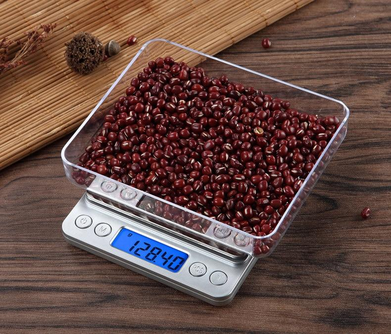 Kitchen Scale - Portable Electronic Food Scale