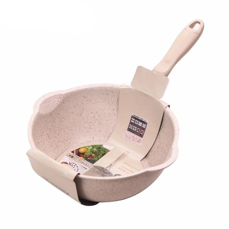 Pots & Pans - Thickened Bottom Multifunctional Non-stick Pans