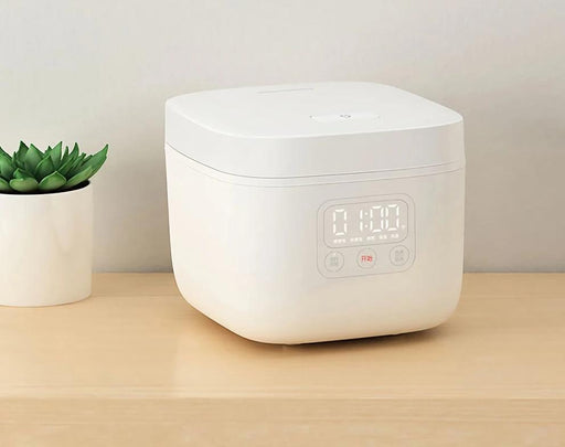 Intelligent Mini Electric Rice Cooker, An Automatic Rice Cooker