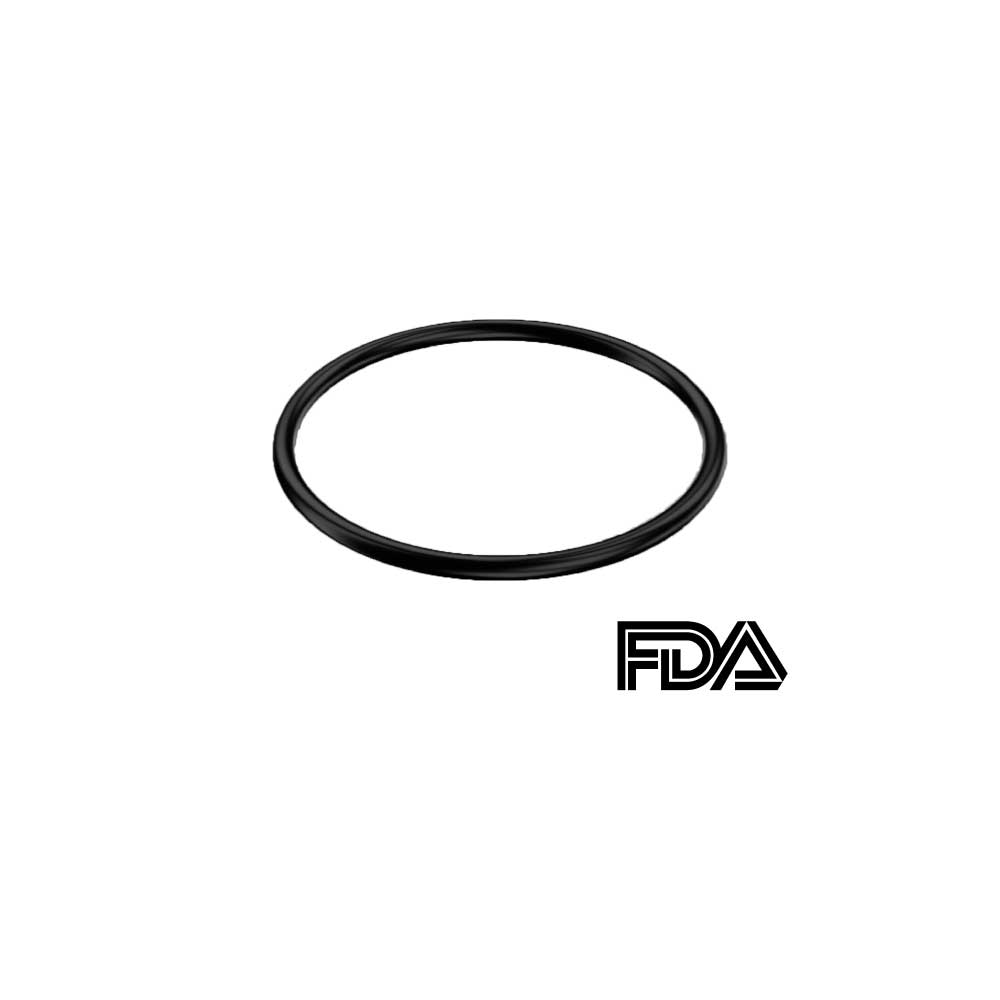 NBR 70 O-rings 006 - FDA ( pack of 500 pcs)