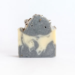 Charcoal Lavender Soap, Charcoal Lavender, Charcoal Soap, Charcoal Soap Bar
