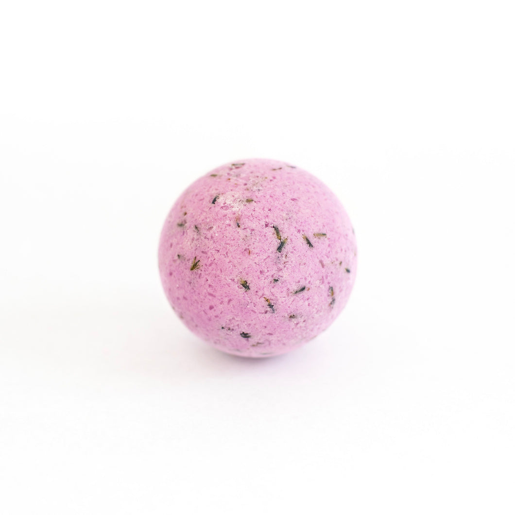 Lavender Bath Bomb, Lavender, Lavender Bath, At home spa, spa experience, Spa Day, Mom Gift, Gift for Mom