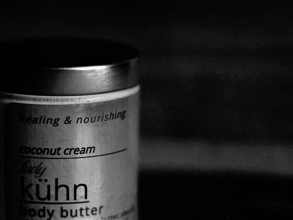 Lady Kühn Body Butter - Coconut Cream - Kühn - Products For Men