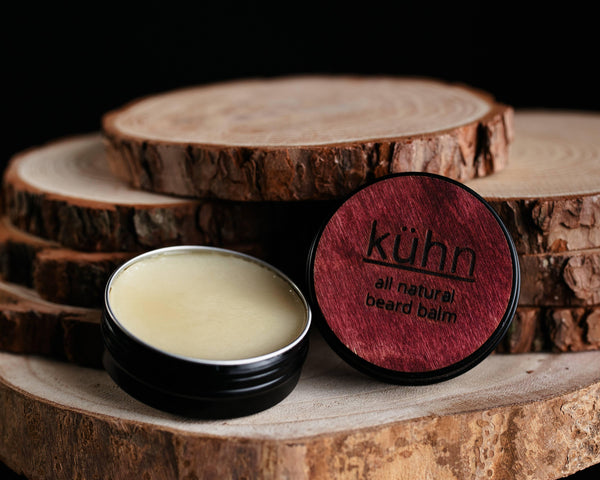 Premium all natural beard balm with quality ingredients.