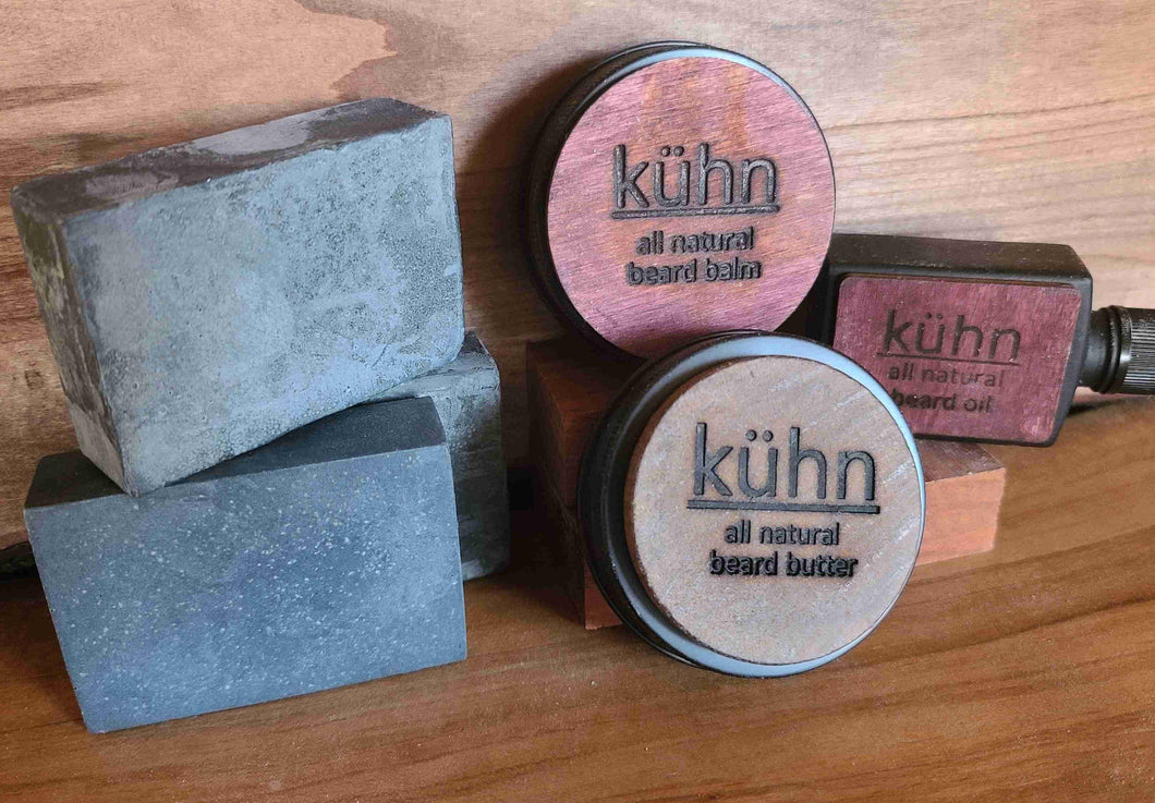 Beard Gift Box 1 (if he has a beard buy this) - Kühn - Products For Men