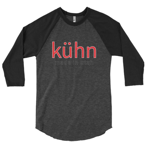 3/4 sleeve, Kühn Made In Utah - Kühn - Products For Men