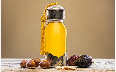 TAKE CARE YOUR SKIN WITH ARGAN OIL