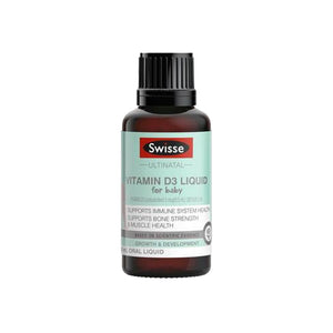 Swisse Ultinatal Vitamin D3 Liquid For Baby 30ml