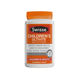 Swisse Children's Ultivite Multivitamin 120 Tablet