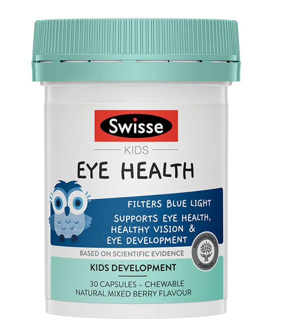 Swisse Kids Eye Health 30 Kapsul