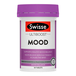 Swisse Ultiboost Mood 50 Tablet