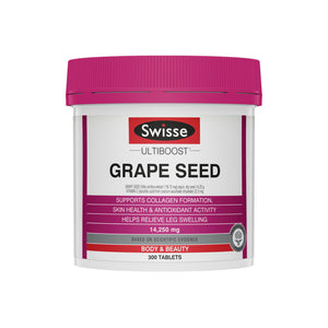 Swisse Ultiboost Grape Seed 14250 Mg 300 Tablet