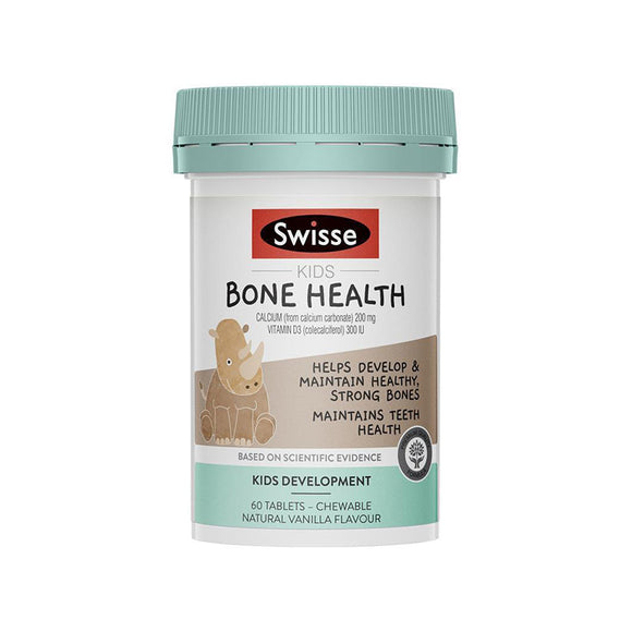 Swisse Kids Bone Health 60 Tablet
