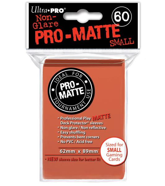 Deck Protector Small - 60ct Pro-Matte (Non Glare) | Tower Games
