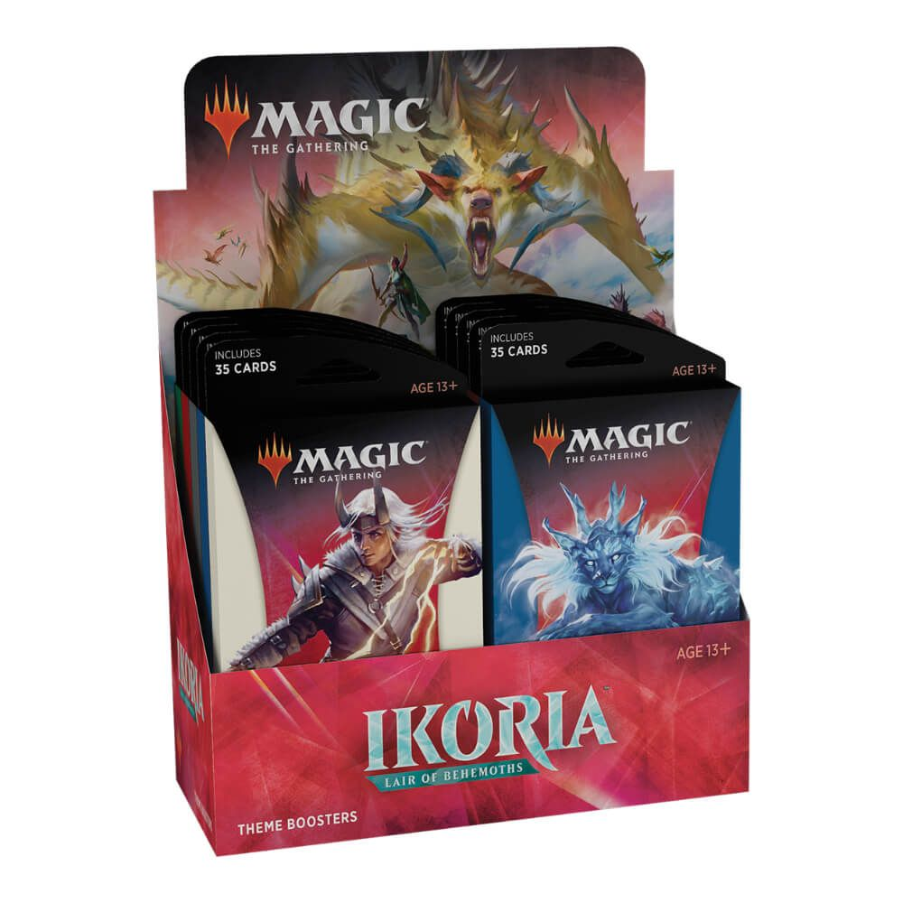 Ikoria: Lair of Behemoths Theme Booster | Tower Games