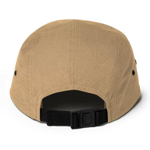 5 Panel Cap - Khaki - GMR Wear