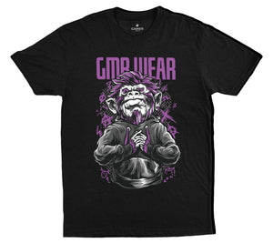 First Edition Tee - Sensei Ape - Black - GMR Wear