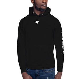 Icon Hoodie - Black - Gamer Wear