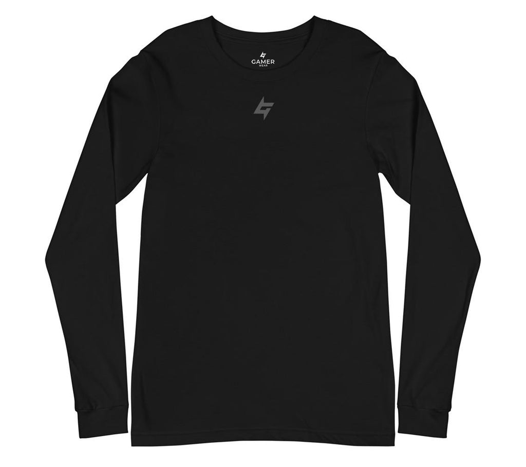 Icon Long Sleeve T-Shirt - Stealth